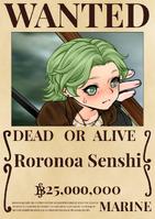 Senshi Poster