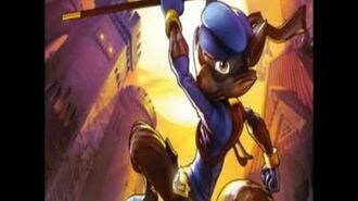 Sly Cooper (Metal Version)