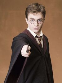Harry Potter - Harry Potter Character Photo