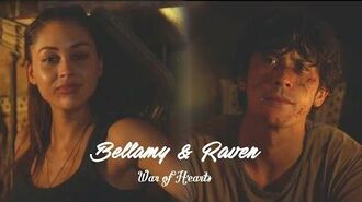 Bellamy & Raven War of Hearts