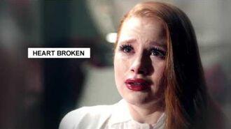 Jughead + Cheryl Broken heart