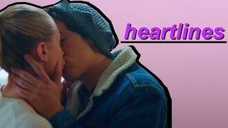 Jughead & Betty Heartlines