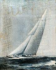 Yacht Enterprise.