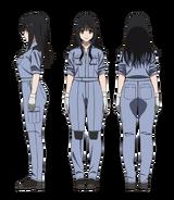 Shiono Kaoru-left-front-back