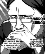 Shingo Andō
