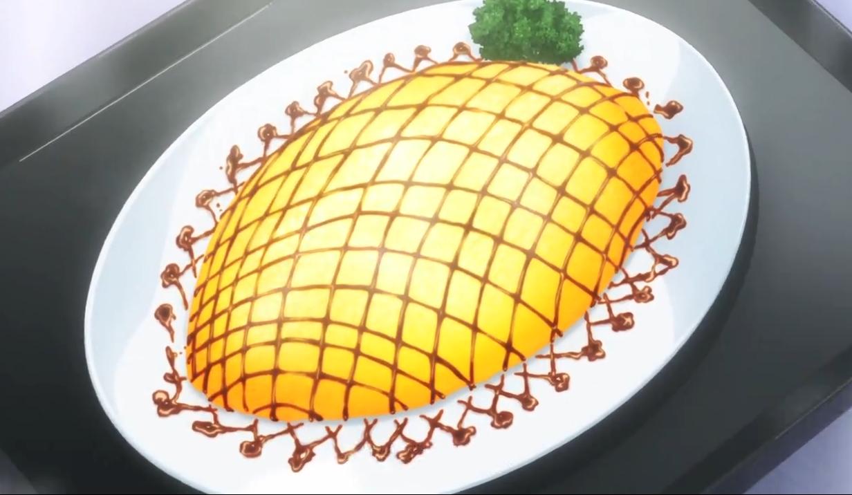 Shokugeki No Souma Food Recipe