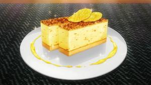 Improved Three-Layer Semifreddo (anime)
