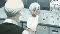 Hayama realizes Akira's true potential