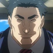 Tetsuji Kabutoyama mugshot (anime)