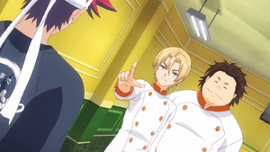 Isami brothers challenge Soma