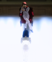 Shinomiya fires Megumi (anime)