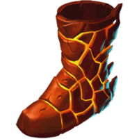 Boots Flame Greaves
