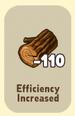 EfficiencyIncreased-110Wood