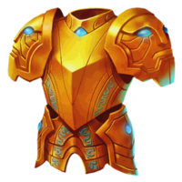Armors Golden Heart