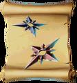 Projectiles Shuriken Blueprint.png