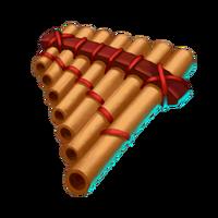 Music Pan Flute