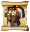Armors Full Plate Blueprint
