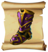 Boots Royal Greaves Blueprint
