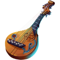 Music Nordic Lute