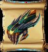 Gauntlets Dragonscale Gauntlets Blueprint