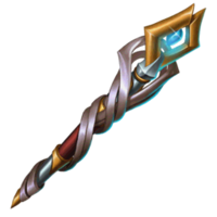 Staves Muted Caster
