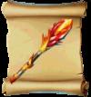 Staves Fire Rod Blueprint