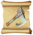 Axes Iron Axe Blueprint.png