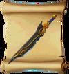 Swords Durandal Blueprint