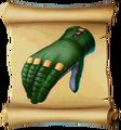 Gloves Padded Gloves Blueprint.png