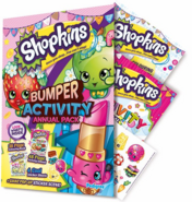 Bumper Activity Annual Pack