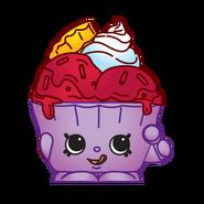 Ice cream queen variant art