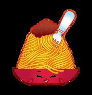 Netti spaghetti ct art