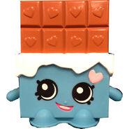 Piggy bank cheeky chocolate