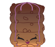 Stacks cookie ct art