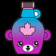 Mabel syrup mini bag ct art