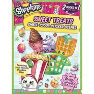 Sweet treats stickers shopkins