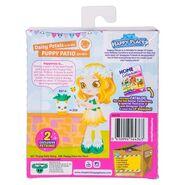 Daisy Petals Doll Back of Packaging