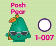 Posh Pear Collectors Poster