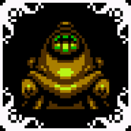 Treasure Knight Portrait