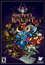 Shovel knight cover