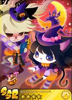 Halloween Retoree & cyan ♡