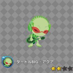 Turtle B・I・G Aqua