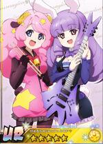 Pyuru Chu♪ ChuChu&Moa♡