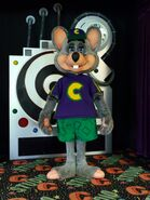 Studio C Beta animatronic (Sterling, Virginia)