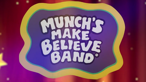 Munch's Make Believe Band 2017
