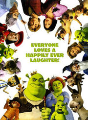 Shrek characters