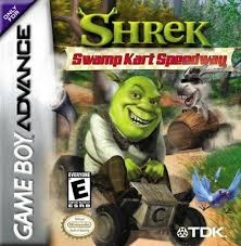 Shrek Kart Racing
