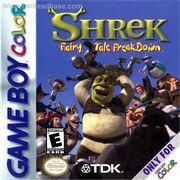 Shrek- Fairy Tale Freakdown