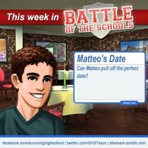 Matteo's Date