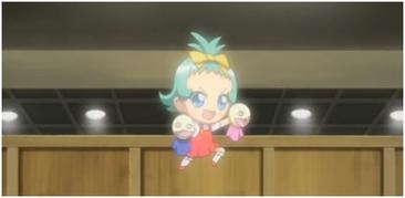 Miyako's Guardian Character